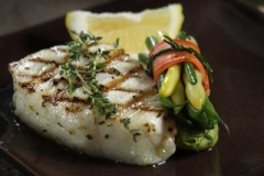 Grilled-Halibut