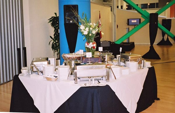 Social Event Catering in Vancouver BC