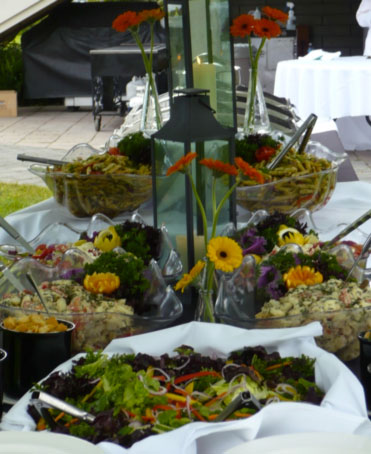Wedding Catering Vancouver Just Right Catering